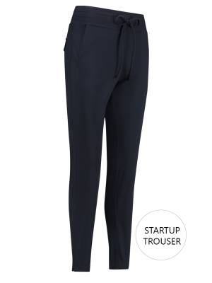 Studio Anneloes Startup Trouser 6900 Dark Blue | Pico Women Fashion & More