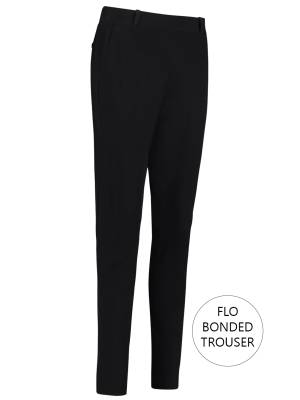 Studio Anneloes 02580 Flo bonded trousers 9000 Black