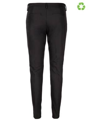 Mos Mosh 118189 Abbey night pant sust. 801 Black | Pico Women Fashion & More