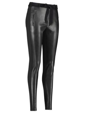 Studio Anneloes Margot leather trouser 9000 Black