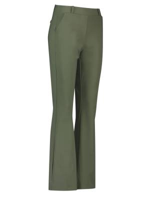 Studio Anneloes 02309 Flair bonded trousers 7000 green