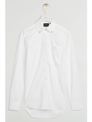 Josh V Effen blouse Josh V JV Charline Clean White