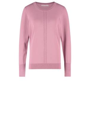 Studio Anneloes 05408 Pearl pullover 5900 old pink